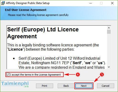 Cách cài đặt Affinity Designer, chỉnh sửa ảnh trên máy tính thay Photoshop