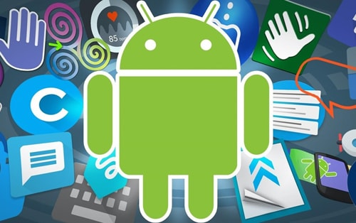 top ung dung android