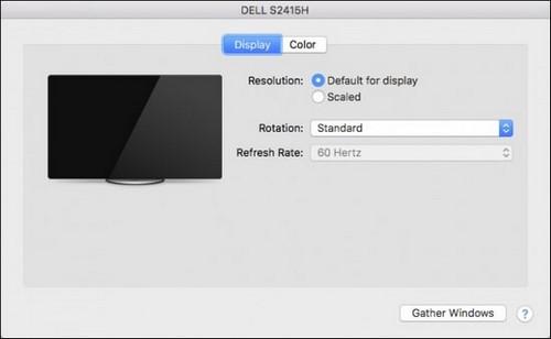 Cách kết nối hai màn hình trên MacBook, dùng Mac với nhiều màn hình