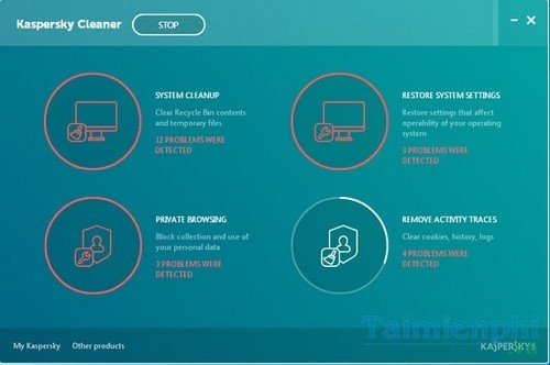 How to install and use Kaspersky cleaner on pc