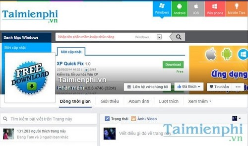 khoi phuc fanpage facebook