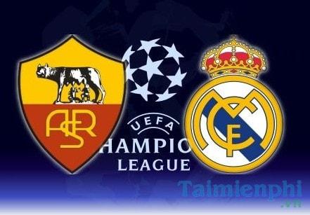 roma vs real madrid champions league ngay 18 02 2016