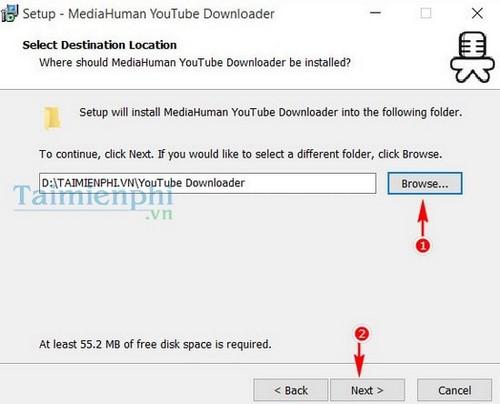 Tải video Youtube bằng MediaHuman Youtube Downloader
