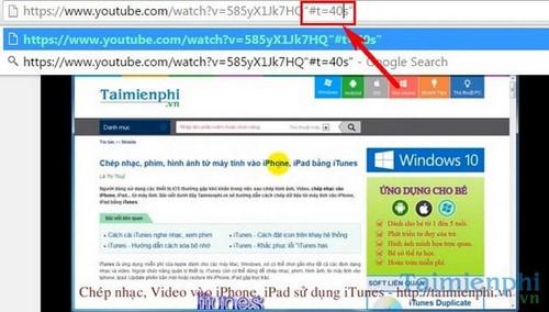 Chia sẻ video trên Youtube, thủ thuật share video Youtube ít ai biết