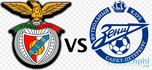 Benfica vs Zenit Champions League