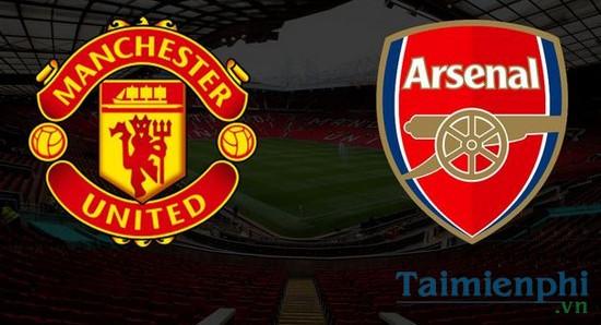 manchester united vs arsenal ngoai hang anh vong 27