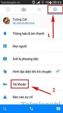 chat nhieu nick facebook messenger