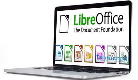 cai libreoffice tren pc