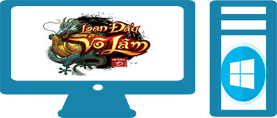 choi loan dau vo lam tren may tinh