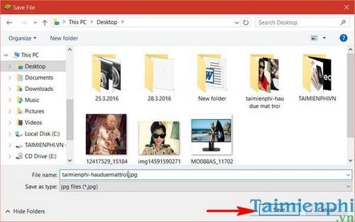 Sử dụng Fotorus trên máy tính, ghép ảnh hậu duệ mặt trời