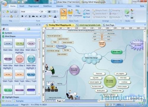 Top phần mềm vẽ sơ đồ tư duy trên máy tính, Laptop, iMindMap, Edraw Mind Map, XMind