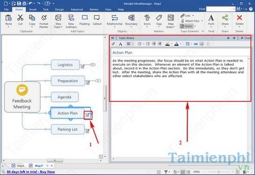 Top phần mềm vẽ sơ đồ tư duy trên máy tính, Laptop, iMindMap, Edraw Mind Map, XMind 8