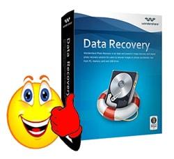 khoi phuc du lieu bang wondersahre data recovery