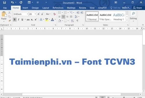 cach cai font tcvn3 tren may tinh laptop