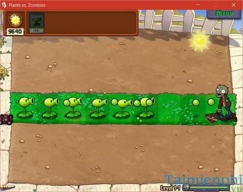 Đổi thông số game Plants vs  Zombie bằng Cheat Engine 6 4, 6 7