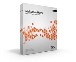 sao luu email bang mailstore home tren windows