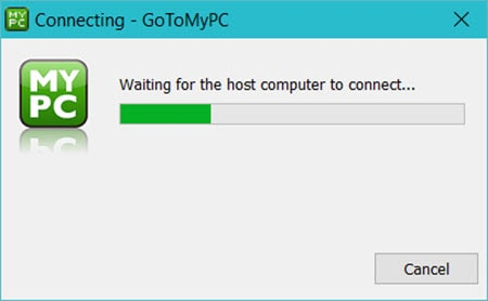 Cách kết nối máy tính bằng GoToMyPC