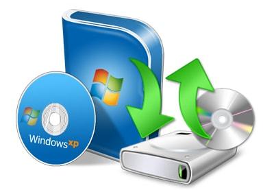 Hướng dẫn ghost Windows XP bằng Onekey Ghost