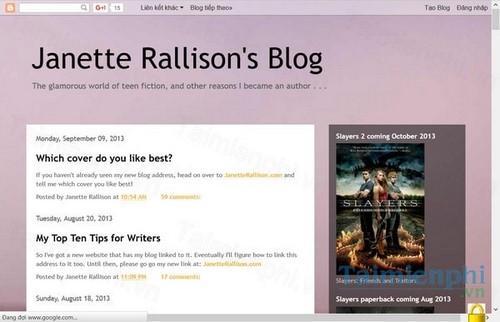 Vào blog bị chặn bằng Ultrasurf, truy cập Blog bị chặn