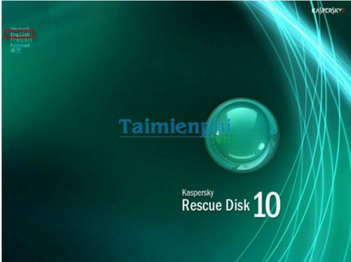 Directing the computer usb Kaspersky rescue disk diet computer virus