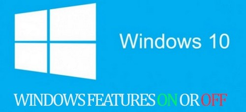sua loi turn windows features on or off khi cai net framework