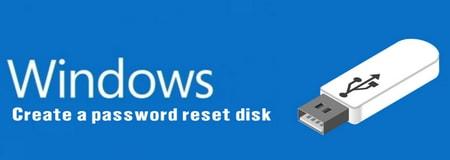 tao password reset disk tren windows