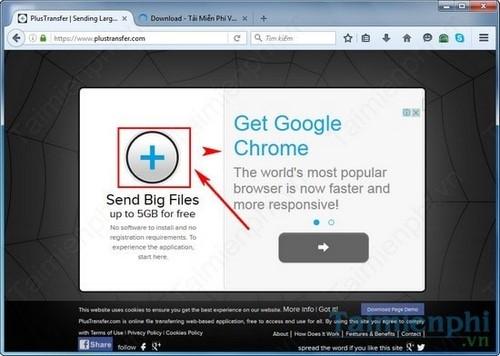 Top 5 công cụ chia sẻ file trực tuyến