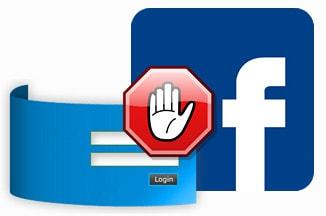 cach vao facebook bi chan