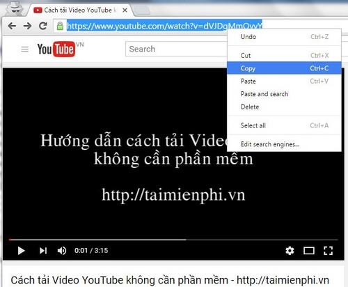 tai video youtube bang youtube downloder hd