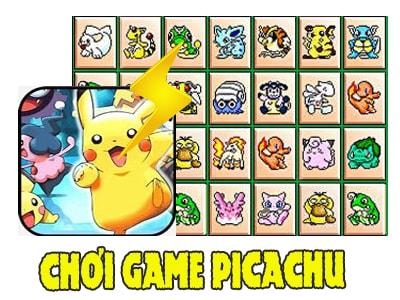 cach choi pikachu