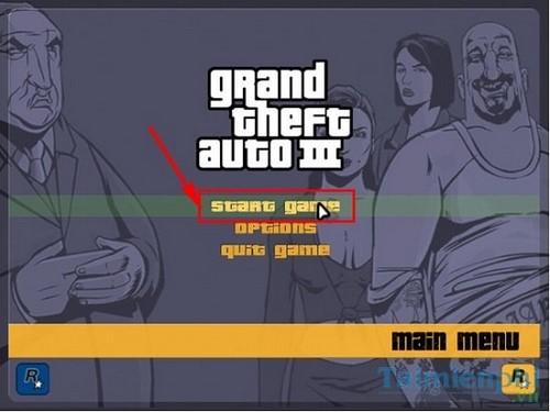 cách cài GTA Vice City, game cướp đường phố hay nhất 4