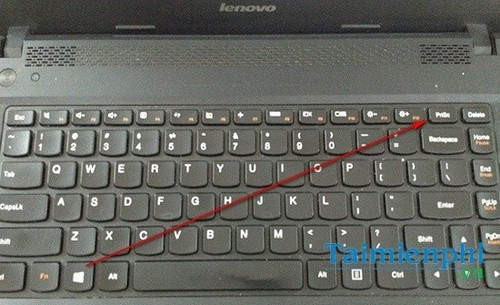 chup anh man hinh laptop lenovo