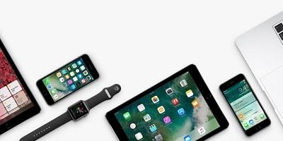 Tải ảnh nền iOS 10, macOS Sierra trên iPhone, máy tính
