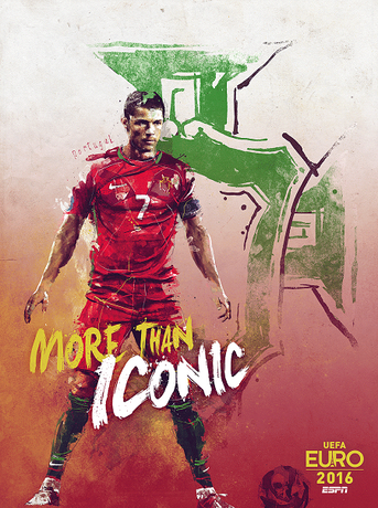 Tải về bộ ảnh poster đội bóng tham dự Euro 2016
