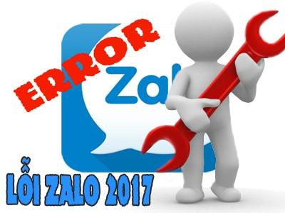 zalo loi 2017