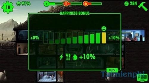 16 mẹo cần biết khi chơi Fallout Shelter