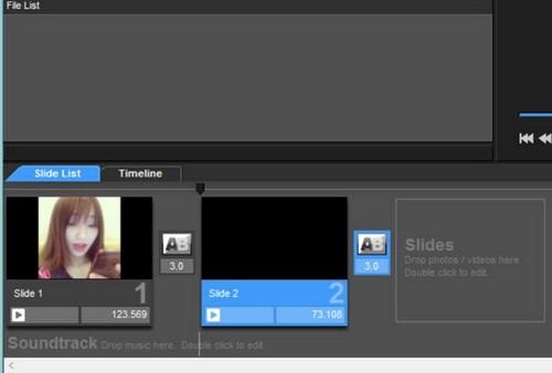 Chèn video vào Proshow producer, thêm video trong Proshow Producer 5
