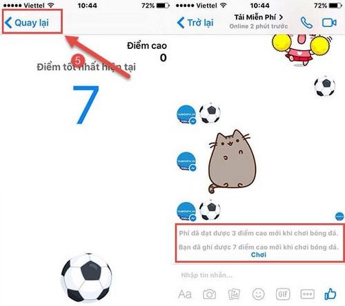 Chơi bóng đá trên Facebook Messenger, mang không khí Euro 2016 lên điện thoại của bạn