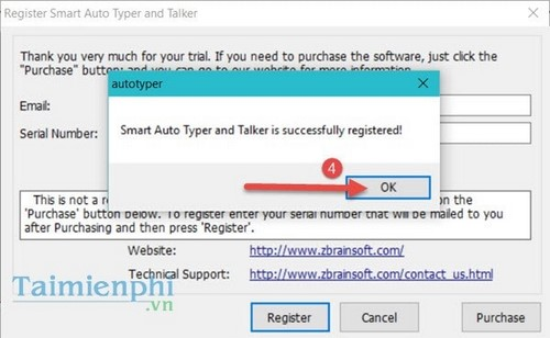 giveaway smart auto typer and talker mien phi