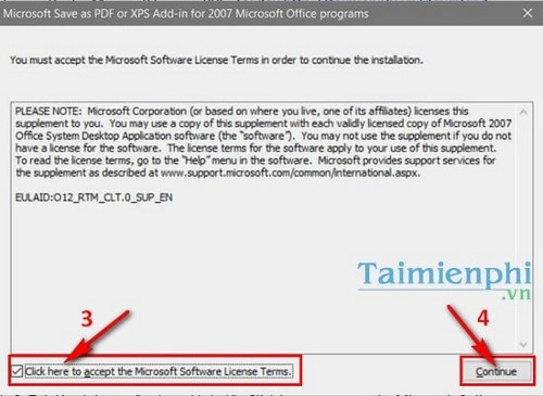install microsoft save as pdf into the office