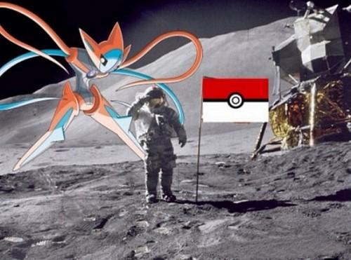 bo anh che trong game pokemon go