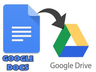huong dan cach chuyen du lieu tu google docs sang google drive