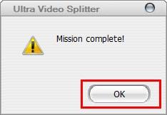 Cắt video bằng Ultra Video Splitter trên máy tính siêu nhanh 8