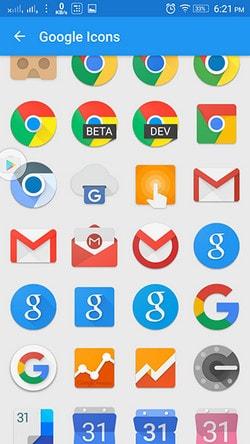 tai ve 6 bo icon mien phi sieu dep cho android