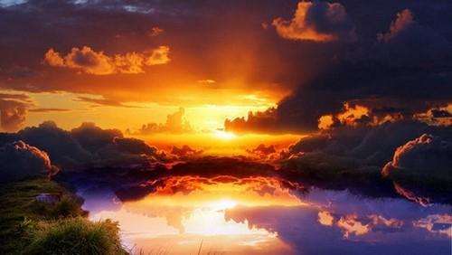 Hình nền bầu trời tuyệt đẹp cho máy tính