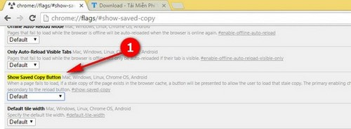 Duyệt Web Offline trên Chrome với Offline Mode, không cần internet