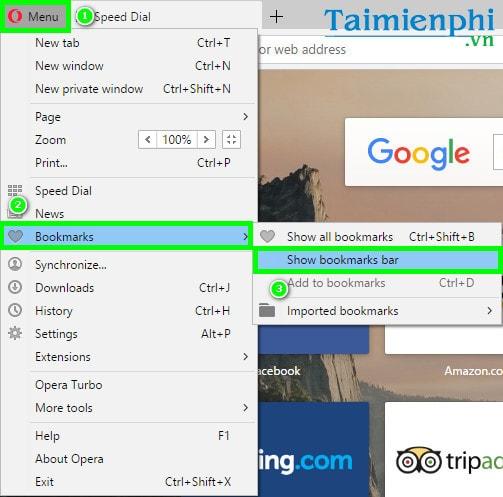 Hướng dẫn sử dụng email trên Opera, dùng Gmail bằng trình duyệt Opera