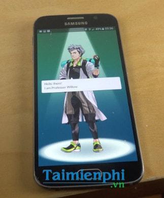 samsung s6 s7 s5 co choi duoc pokemon go khong