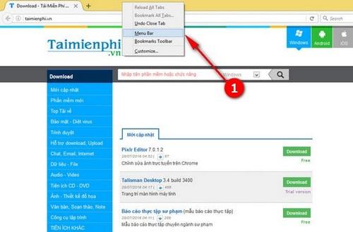 Duyệt Web Offline trên Firefox với Offline Mode, không cần internet