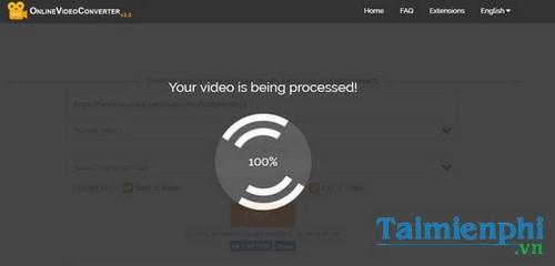 thu thuat tai video nhac youtube bang online video convert
